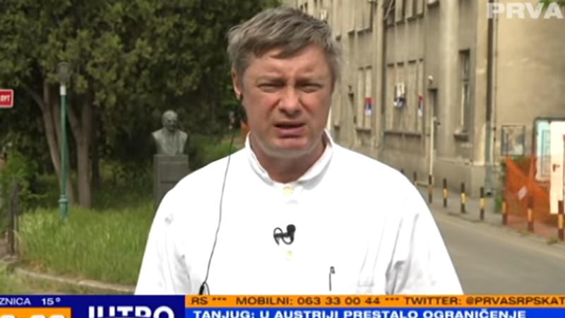 Šef infektologije u Beogradu: Umro je mladić '94. godište, a nije imao kronične bolesti