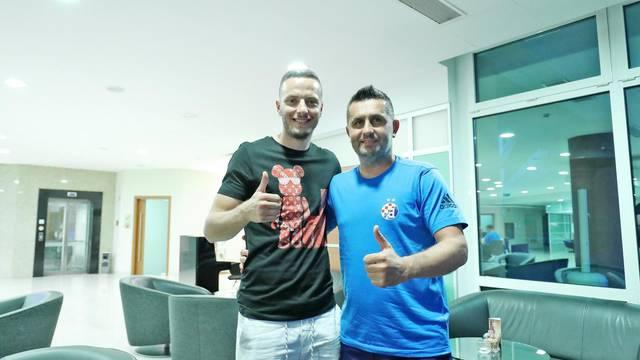 Amir Rrahmani oprostio se s Dinamom nakon Å¡to je potpisao za talijansku Veronu
