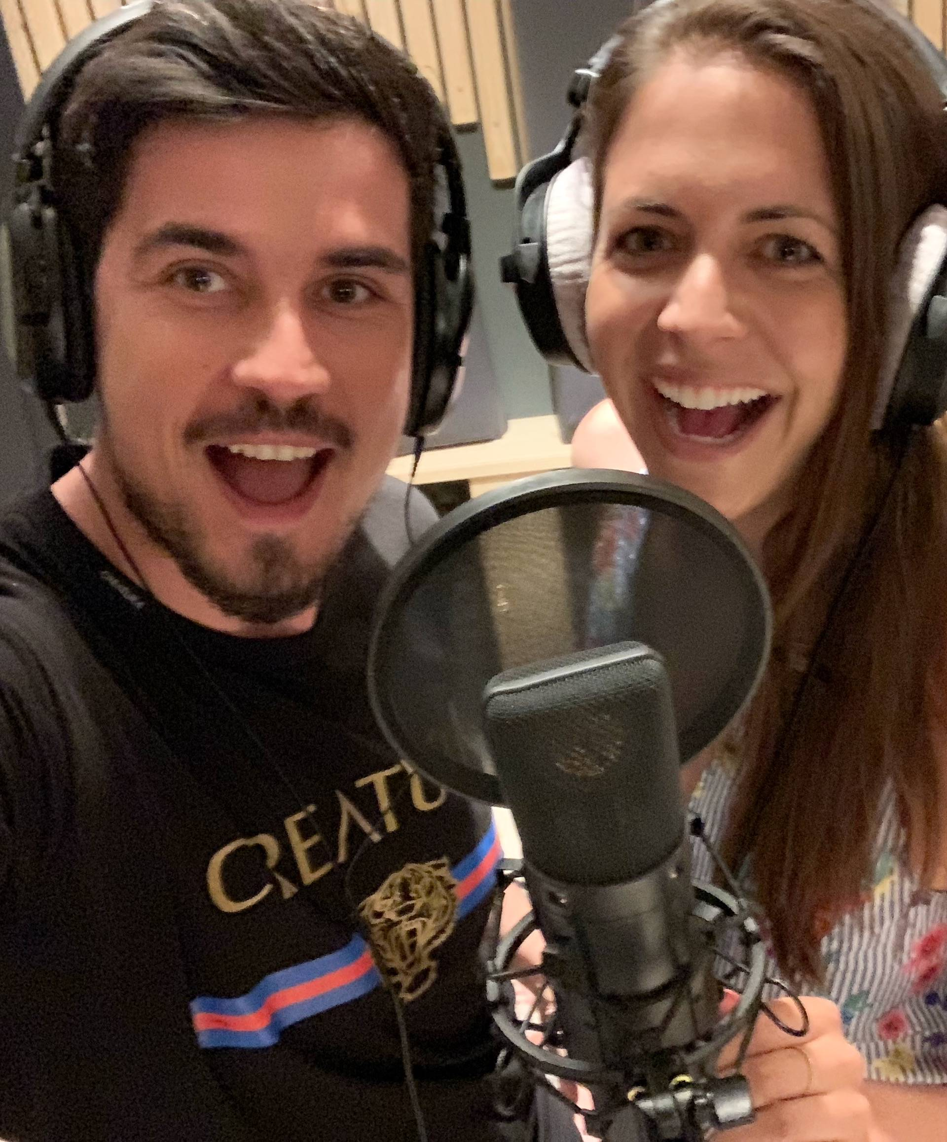 Bojan: 'Ashley i ja radimo na pjesmi, vokale smo već snimili'