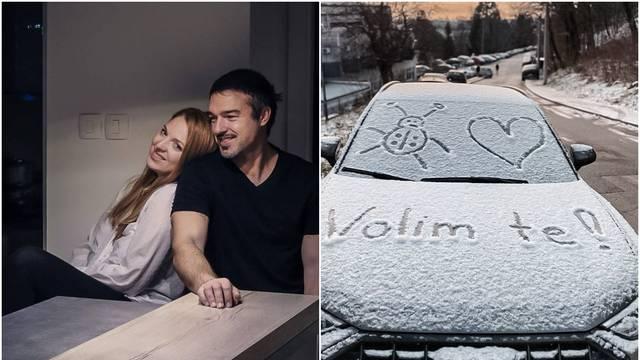 Natašu Janjić je muž iznenadio s romantičnom porukom na autu
