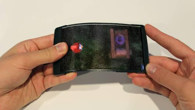 Holoflex je budućnost telefona? Savija se i prikazuje hologram