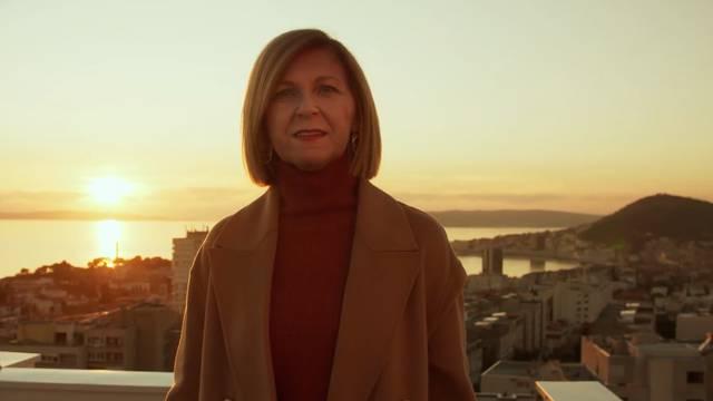 Žena na čelu Splita? Branka Ramljak videom je objavila kandidaturu za gradonačelnicu
