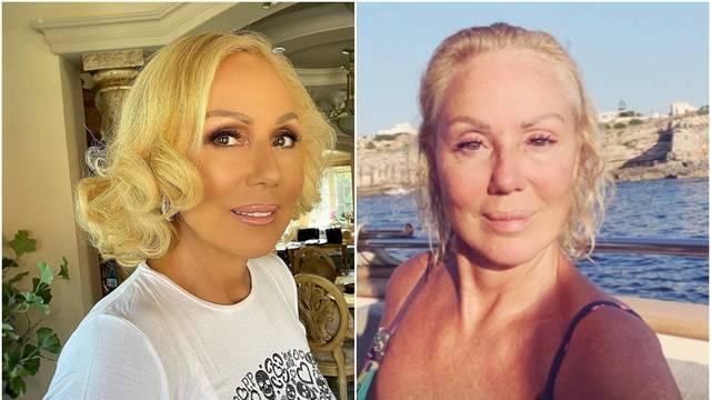 Brena pokazala kako izgleda bez šminke: 'Previše botoksa...'