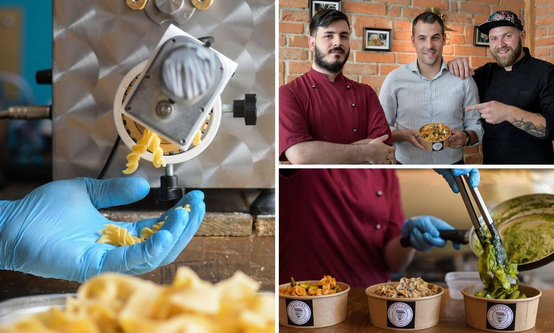 Na licu mjesta pravimo svoju tjesteninu, ali i vlastite umake