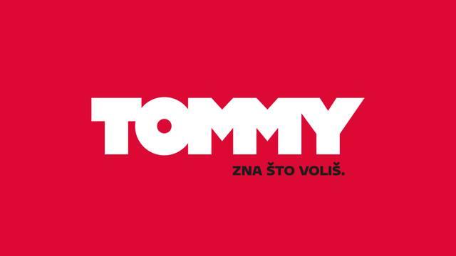 Lanac dućana Tommy mijenja svoj vizualni identitet