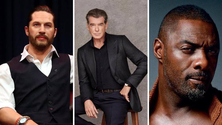 Brosnan priželjkuje da novog Bonda gume Idris Elba ili Tom Hardy: 'Oni su pravi muškarci...'