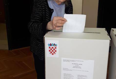 DIP izdao upute za izborni dan: Zaraženi neće moći glasati, oni u samoizolaciju moraju se javiti