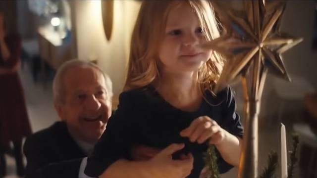 Nijemci imaju božićnu reklamu koja će dirnuti i one tvrdog srca
