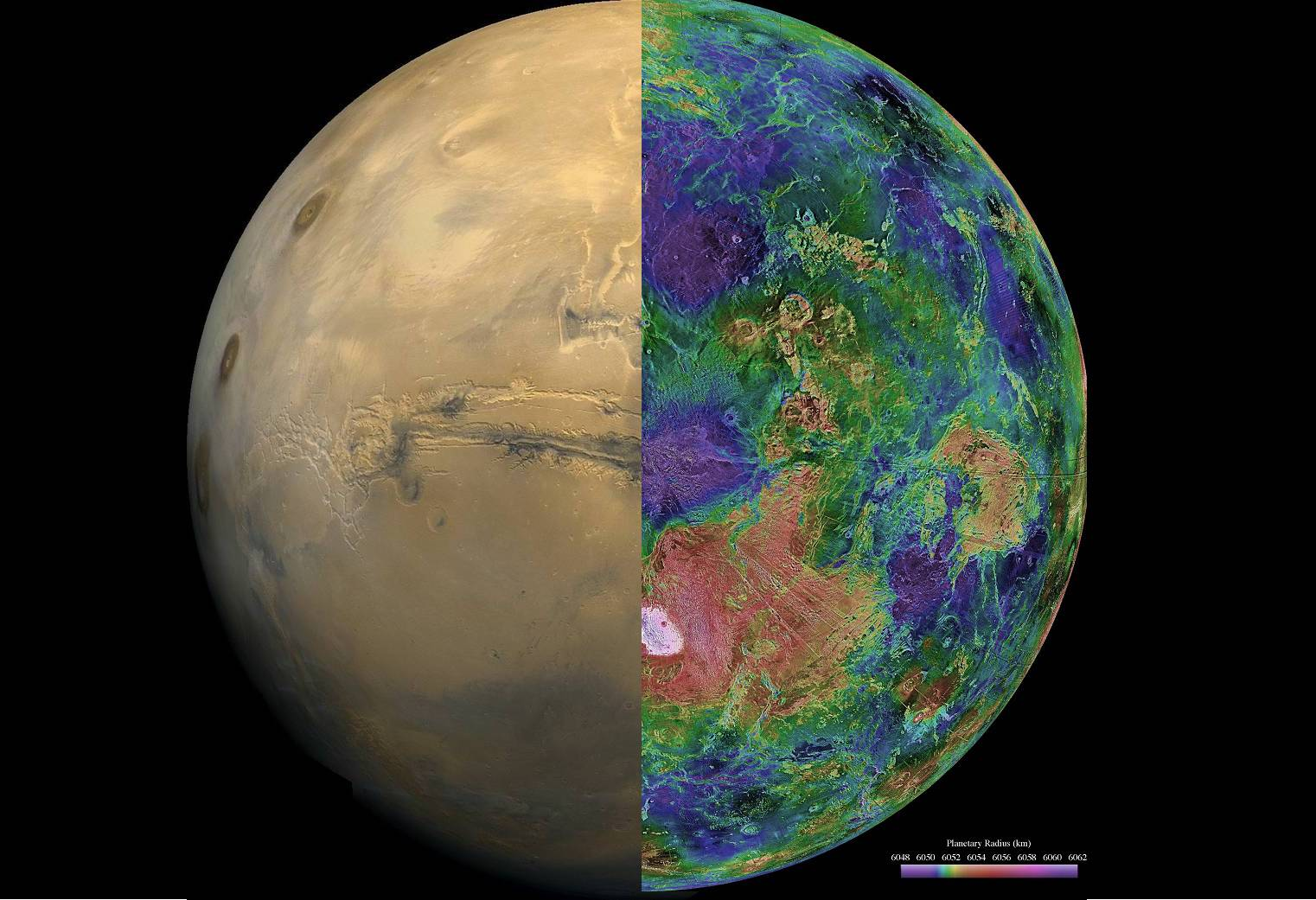 Je li Venera bolji izbor za prvi planet koji će posjetiti ljudi?