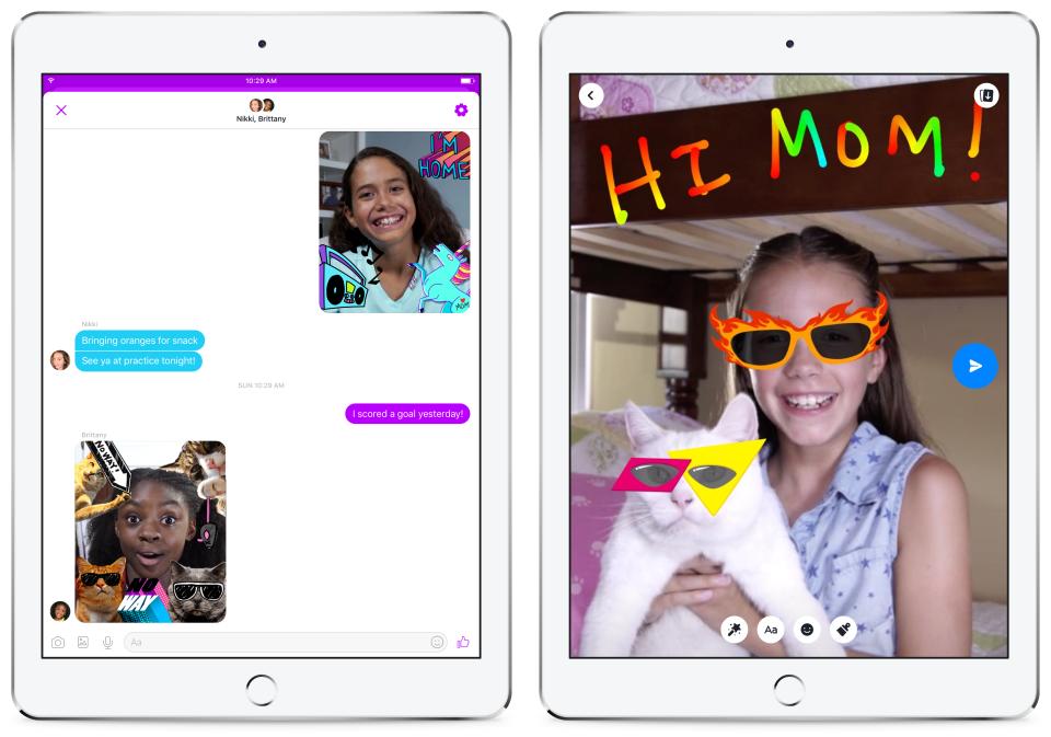 Messenger za djecu: Facebook sada privlači i vaše mališane
