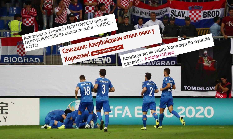 Azerski mediji luduju: 'Tamkin kao ratnik'; 'Ovo je senzacija...'