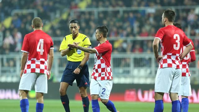 Kvalifikacije za EURO U-21, Hrvatska - Spanjolska