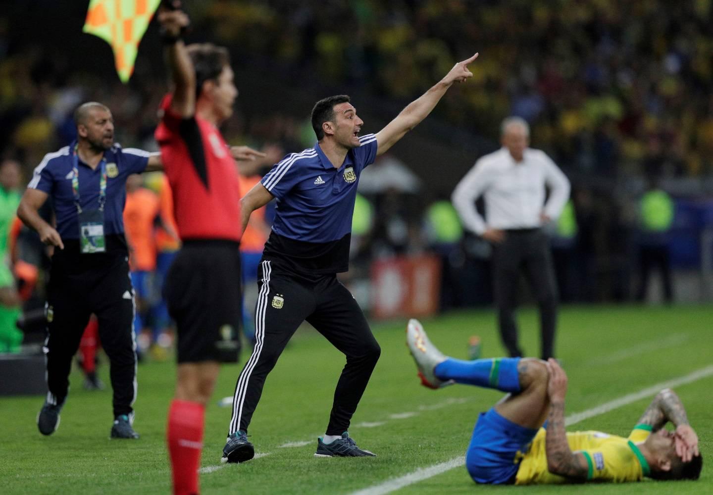 Nikad dobili Brazil u gostima, a Scaloni kaže: Ovo je dobar put!