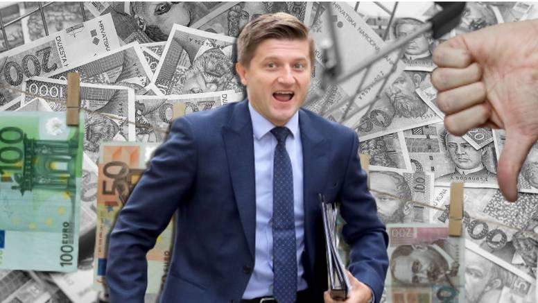 Loše odluke političara usred krize plaćamo 141 milijuna kuna