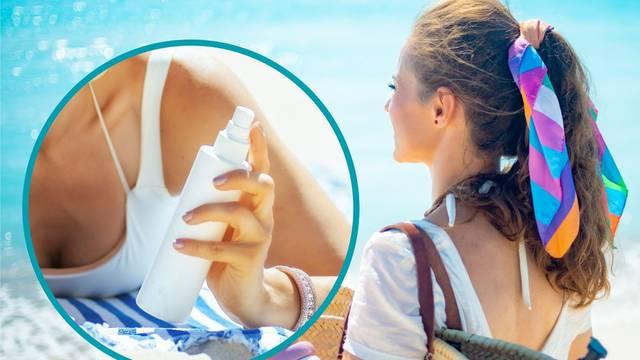 Koju kremu za sunčanje izabrati i kako je nanijeti?  Većina ljudi je stavlja manje nego bi trebala