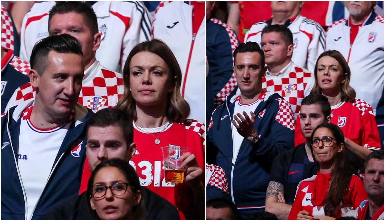 Potvrda ljubavi: Dojčinović i Madžar skupa gledali utakmicu