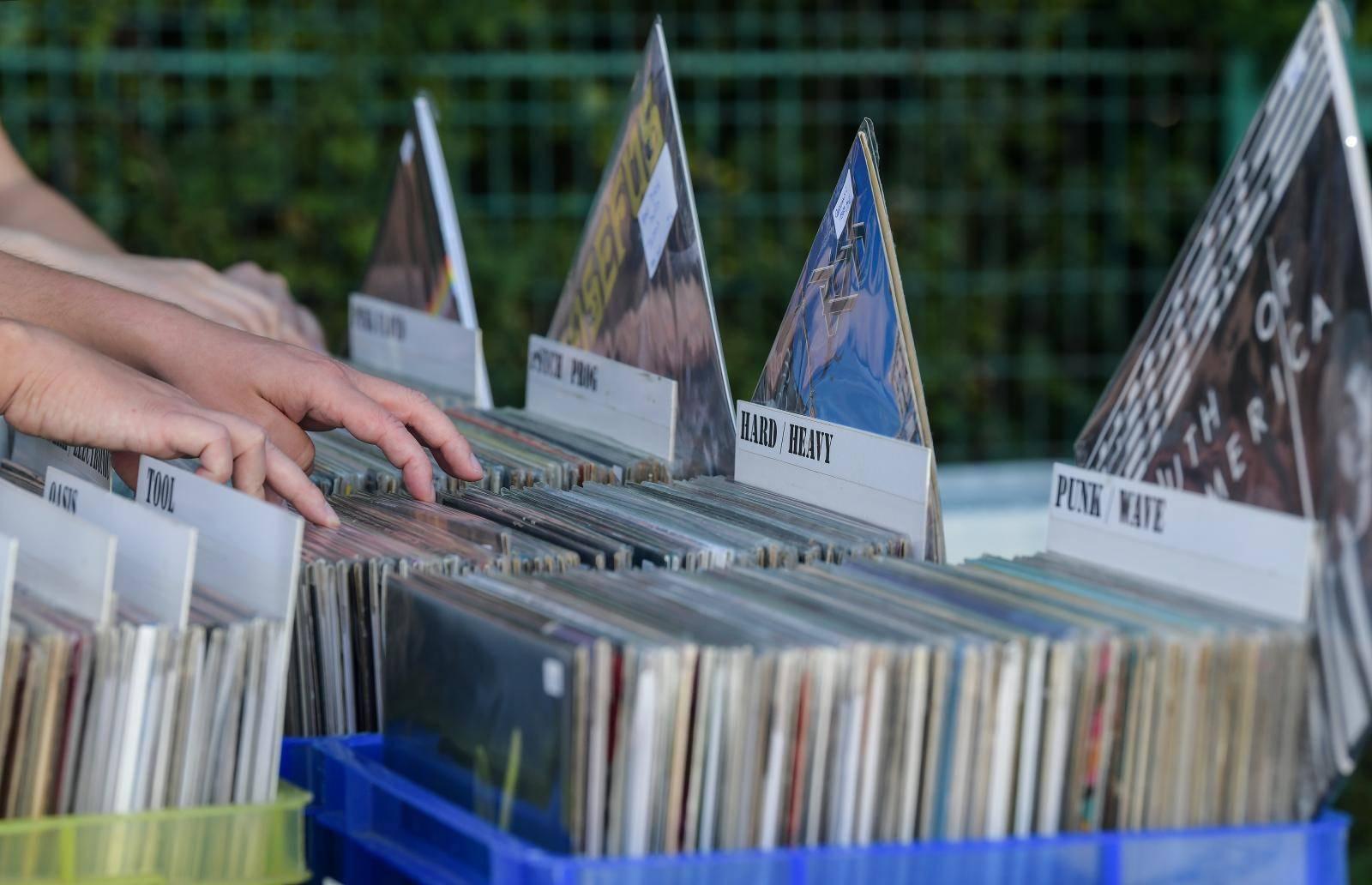 Zagreb:  4. Međunarodni sajam gramofonskih ploča