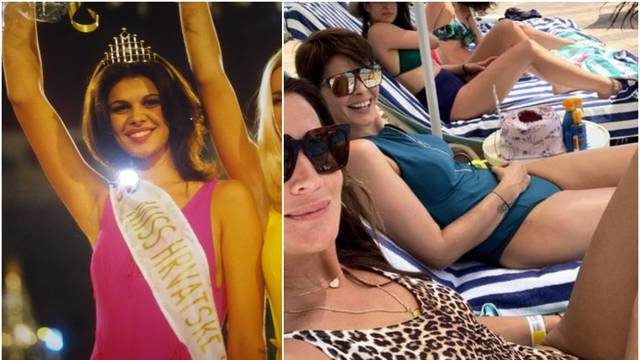 Bivša Miss pozirala u kupaćem kostimu 24 godine nakon titule