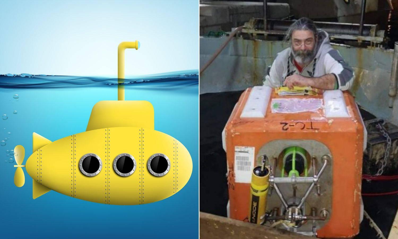 Traži, traži, nećeš naći: Love podmornicu u Jadranu. Čiju?
