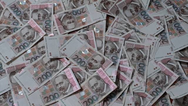 Plaće u Zagrebu su narasle od listopada, prosjek je 7541 kuna