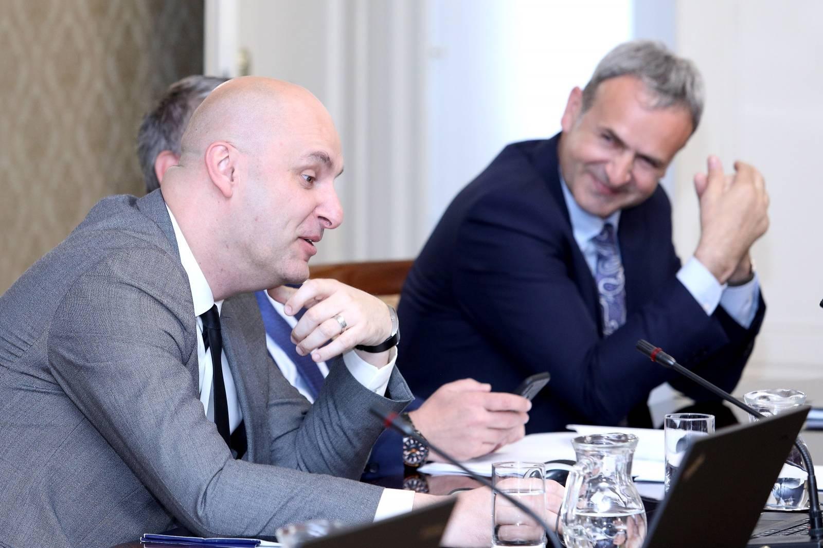 Zagreb: Vlada raspravljala o korištenju europskih strukturnih i investicijskih fondova