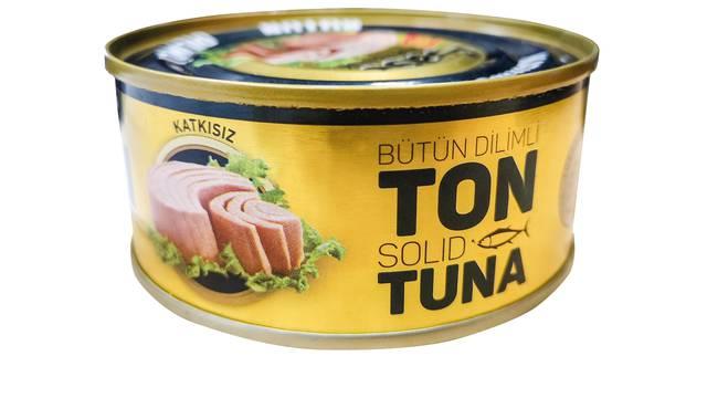 Konzerviranu tunjevinu povukli su iz prodaje - izaziva alergiju