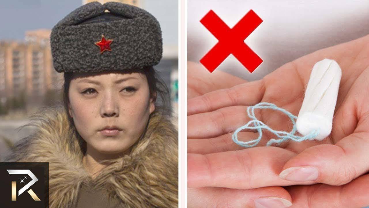 Zabranjene stvari u Sjevernoj Koreji