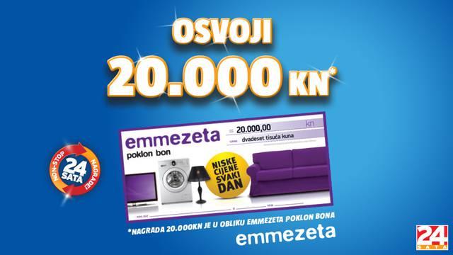 "Pravila nagradne igre ""Osvoji 20.000 kuna uz 24sata""!"
