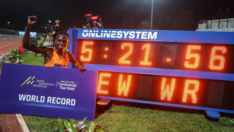 Na Hanžeku prvi put u povijesti trkačica oborila svjetski rekord!