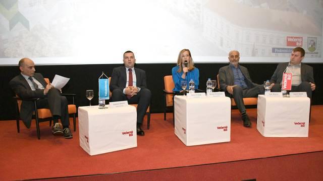 "Bjelovar: Konferencija ""Kako transparentnost utječe na poduzetništvo"""