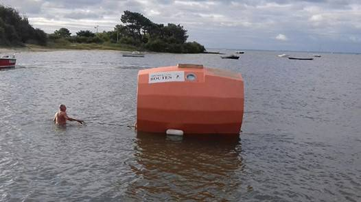 Avantura života:  Francuz (71) preko oceana krenuo u 'bačvi'