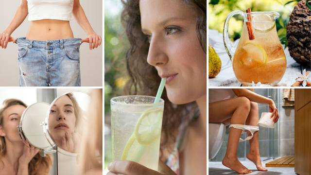 Top razlozi zašto je svako jutro dobro popiti vodu s limunom: 'Dodajte i prstohvat cimeta'
