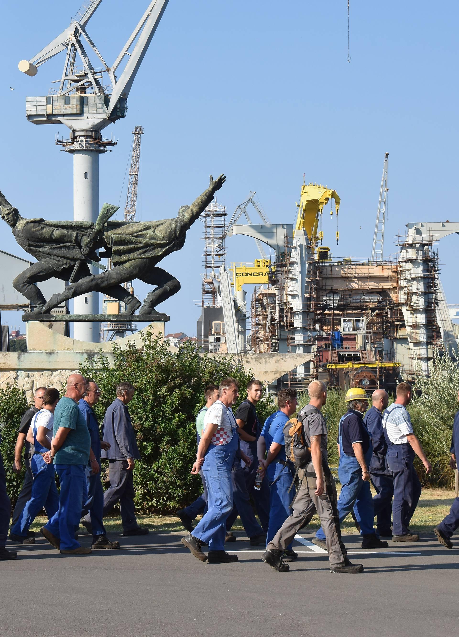 Drama u Uljaniku se nastavlja: Radnicima nisu isplatili plaće