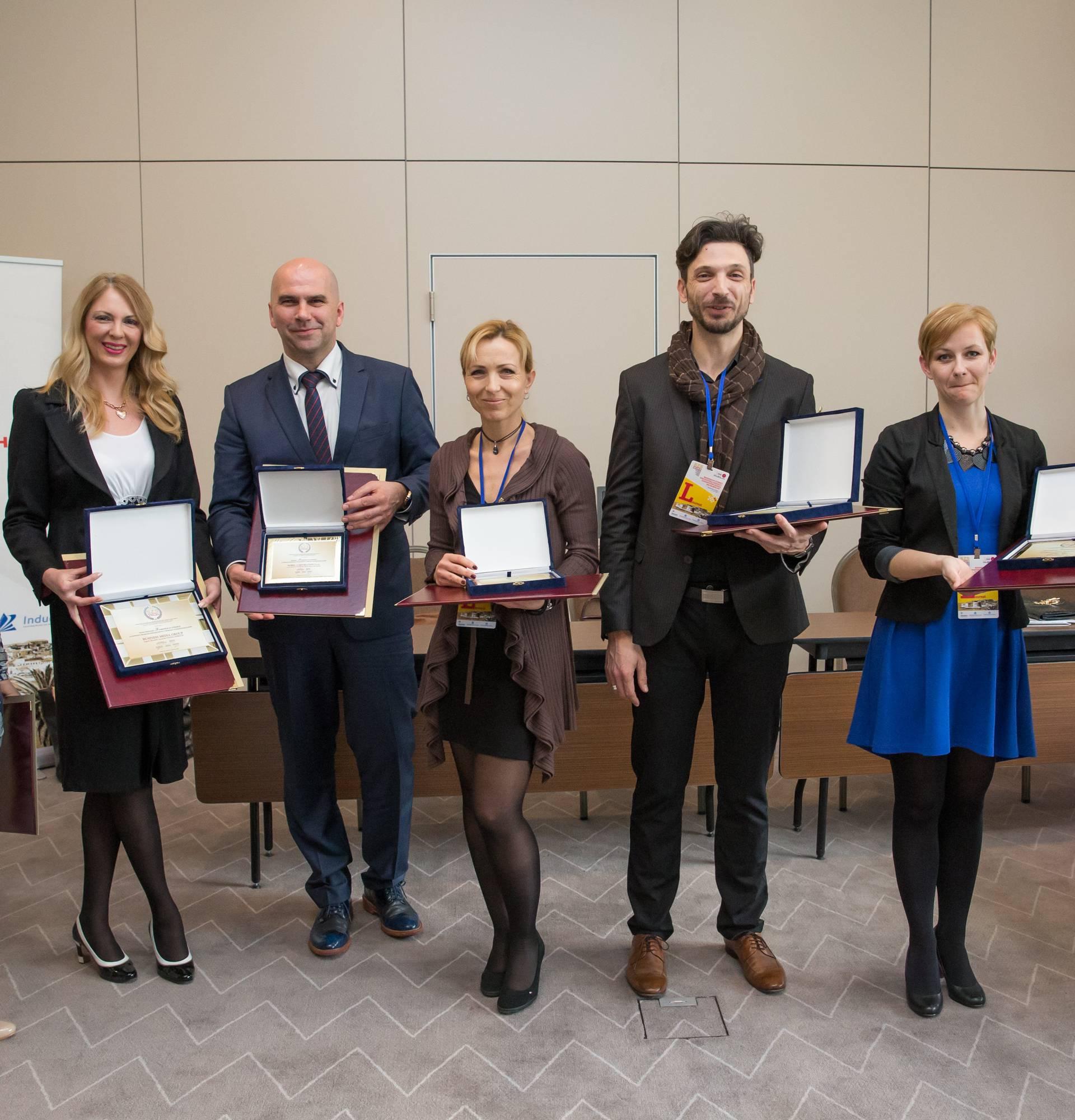 Projekt Poslovnog dnevnika dobio je prestižnu nagradu