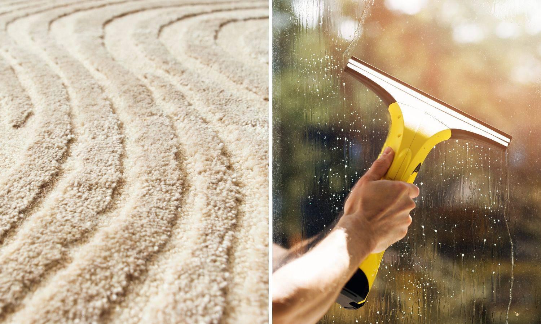 Mučite se s usisavanjem tepiha - isprobajte ovu super metodu!