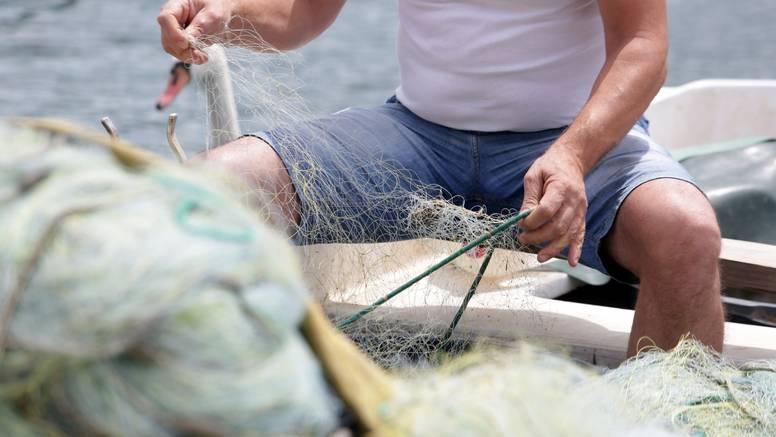 Ribar izvukao projektile iz mora