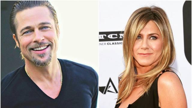 Clooney ima 'tajnu misiju': Želi spojiti Brada Pitta i Jennifer...