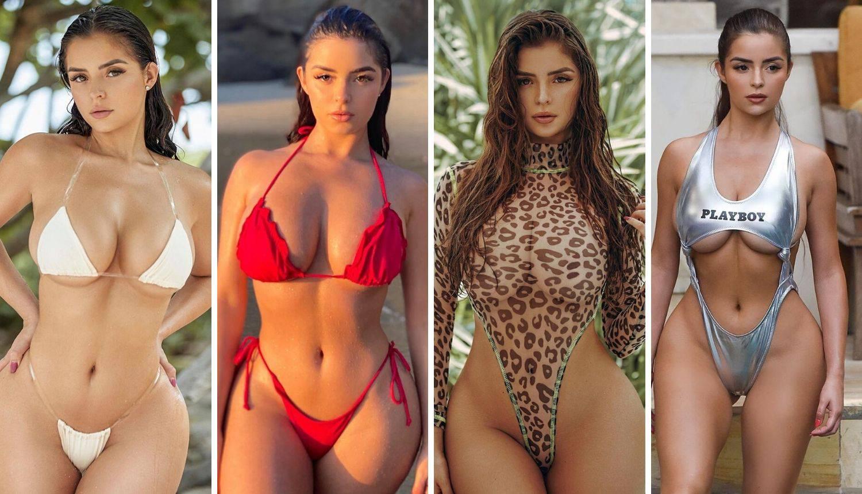 Ima jako puno kupaćih: Koji od njih najbolje stoji bujnoj Demi?