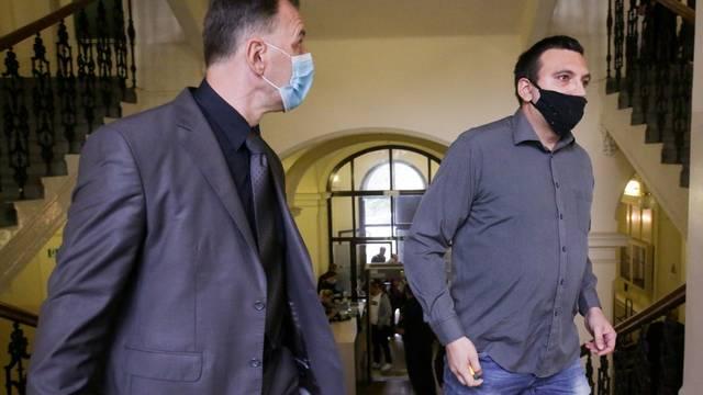 Osijek: Nastavak suđenja Franji Vargi i Blažu Curiću za aferu SMS