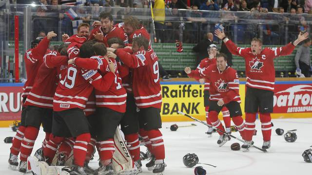 Ice Hockey - 2016 IIHF World Championship - Gold medal match