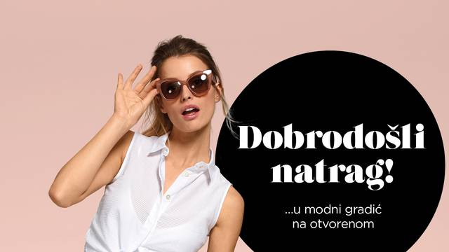 Designer Outlet Croatia otvara trgovine od srijede, 29. travnja