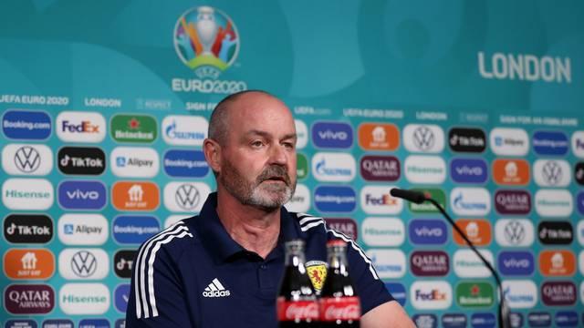 Euro 2020 - Scotland Press Conference