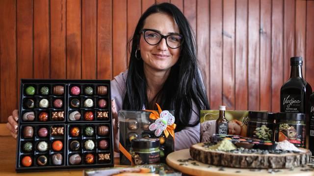 Helena (35) iz Pušće: Radimo praline s kremom od buče, hit su u Njemačkoj i Austriji
