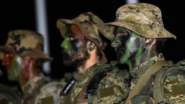 Commando obuka u Udbini: '5 tjedana će neprekidno vježbati'