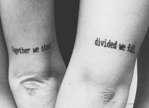 Tetovaže s citatima zbog kojih ćete se poželjeti opet tetovirati