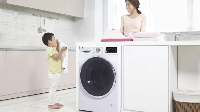 LG-eve TurboWash perilice za brzo pranje i uštedu energije