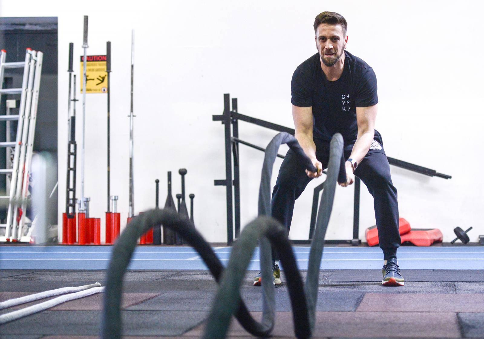 Guinnessov rekorder Tomislav za 24sata snimio fitness serijal