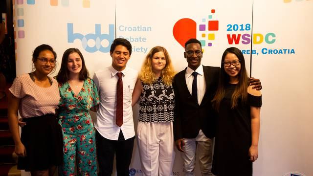 Zagreb: Čak 630 mladih stiglo na svjetsko debatno prvenstvo