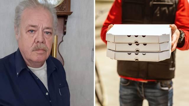 Godinama dobiva pizze koje nije naručio: Stresem se svaki put kad na ulici čujem skuter!