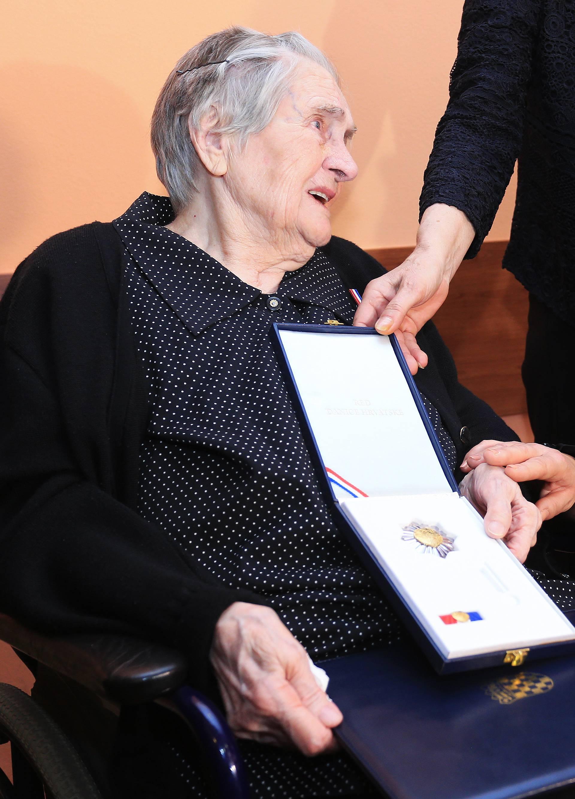 Zbogom Milka Zadro: Majka hrabrost otišla Blagi i Robertu